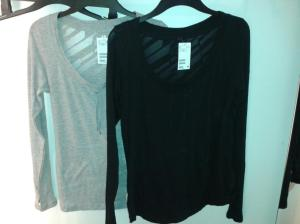 Top with long sleeves, H&M, €14,95.