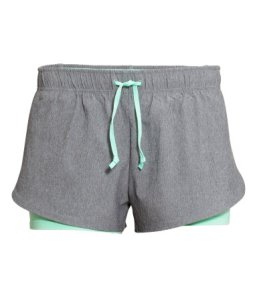 Running short, H&M, €17,99