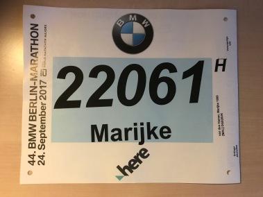 Berlin Marathon Course Review