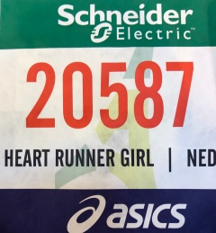 Paris Marathon 2018: mixed feelings – Heart Runner Girl