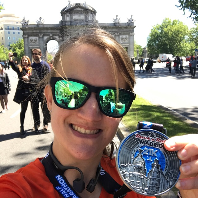Rock 'n Roll Madrid Half – smacking the odds in the face – Heart Runner Girl